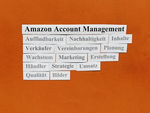 Amazon Vendor Central-Account Management: Pflege, Kontrolle, Erfolg.