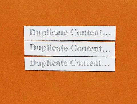 Amazon: Duplicate Content ist ein Fehler, keine Strategie!