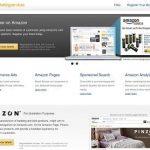Screenshot: Amazon Marketing Services (US). Marketing Chance: Amazon Pages. Quelle: Amazon.com