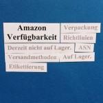 Amazon Vendor Central: Verfügbarkeit Ihrer Produkte auf der Amazon-Website.