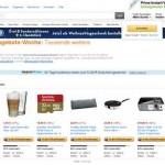 Screenshot: Amazon.de: Cyber Monday Woche 2014. Quelle: www.amazon.de/angebote