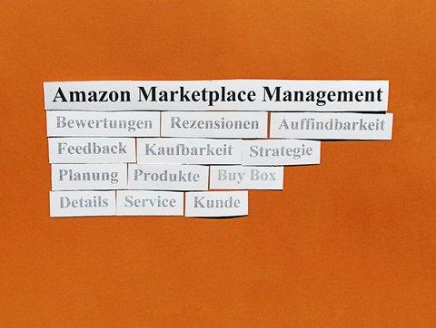 Amazon Marketplace: Feedback-Management.