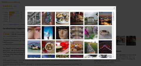 Screenshot: Amazon Kundenbilder. Quelle: Amazon.de