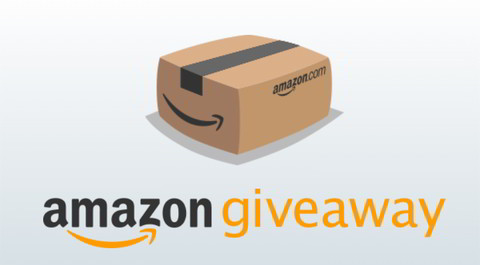 Screenshot: Amazon Giveaway, Logo. Quelle: amazon.com/giveaway
