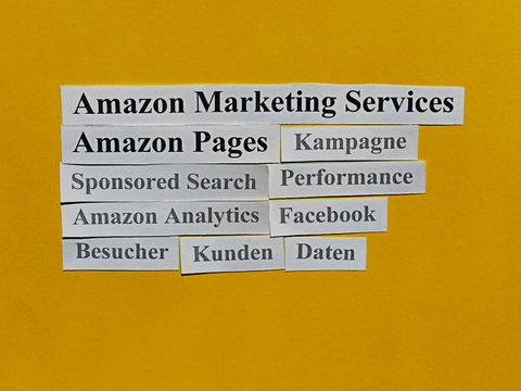 Amazon Marketing Services: Amazon Pages.