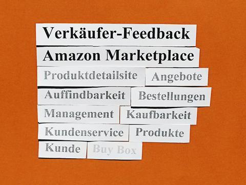 Amazon Marketplace: Verkäufer-Feedback beeinflusst Produkt-Verkaufbarkeit.