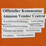 Offizieller Kommentar: Hersteller reagieren bei Amazon auf Kundenbewertungen.