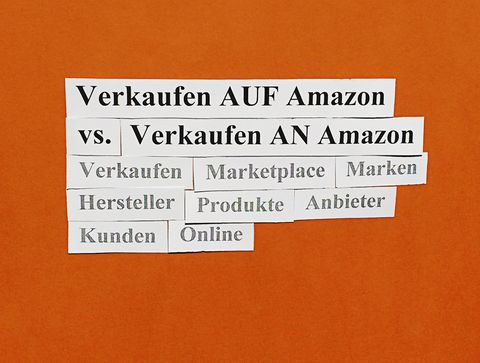 Verkaufen auf Amazon: Amazon Vendor Central vs. Amazon Seller Central.