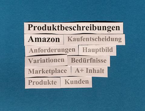 Amazon: Tipps und Hinweise für bessere Produktbeschreibungen.