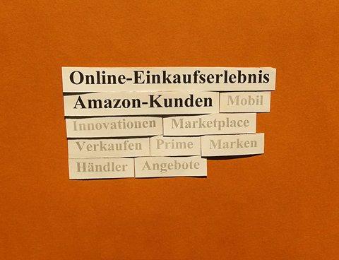 Online-Einkaufserlebnis für Amazon-Kunden.
