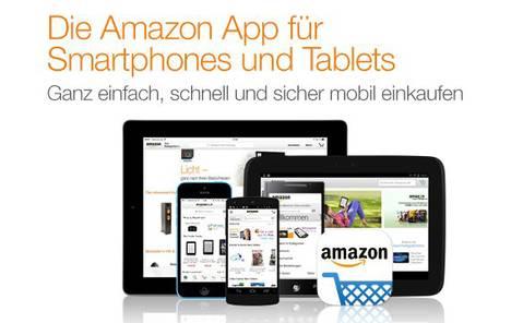 Mobiles Einkaufen: Online Einkaufserlebnis