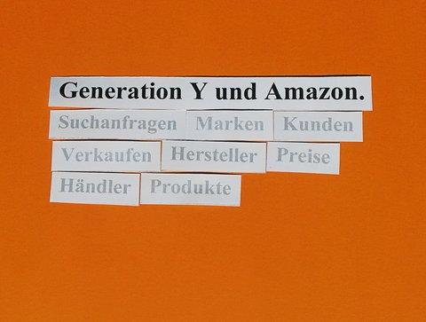 Generation Y spielend leicht über Amazon erreichen.