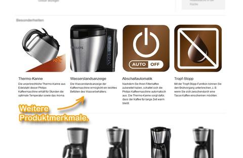Amazon Ranking: A+ Inhalt (EMC bzw. EBC): Weitere Produktmerkmale.