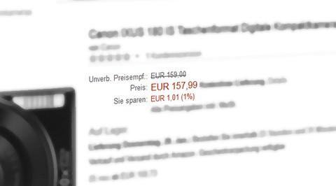 Ihr Produkt mit Listenpreis (UVP) bei Amazon. Quelle: Amazon.de