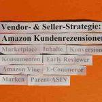 Amazon Kundenrezensionen: Wie Sie im digitalen Warenregal profitieren könnten.