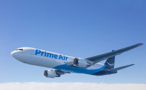 Amazon Prime Day 2019, Prime Air im Flug, Quelle: aboutamazon.com