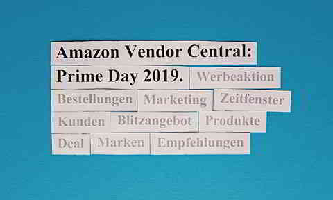 Amazon Prime Day 2019: Werbeaktionen Satt.