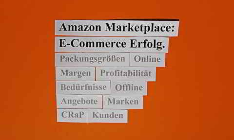 E-Commerce Erfolg auf dem Amazon Marketplace Ist Planbar
