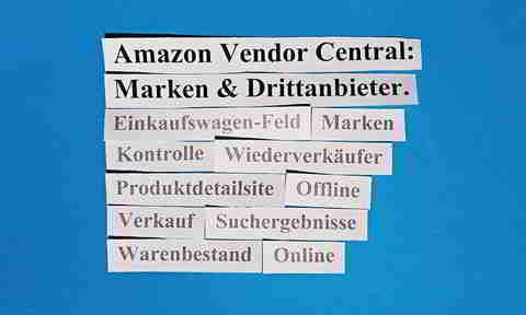 Wie Marken Drittanbieter Auf Amazon Ausmanövrieren könnten.