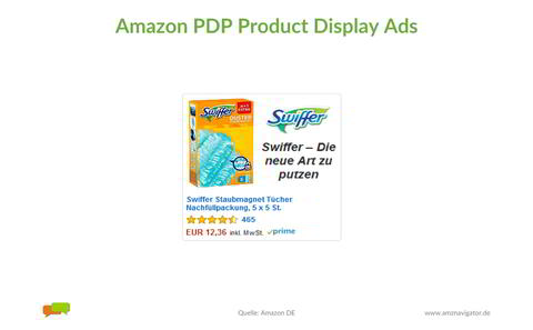 Product Detail Page (PDP): Product Display Ads