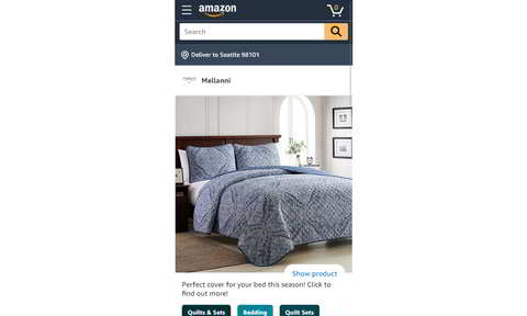 Amazon Posts: Browsen, Quelle: Amazon.com
