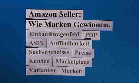 Amazon Seller: Wie Marken Gewinnen.