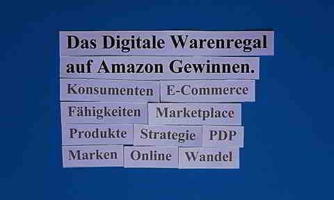 Das Digitale Warenregal auf Amazon Gewinnen