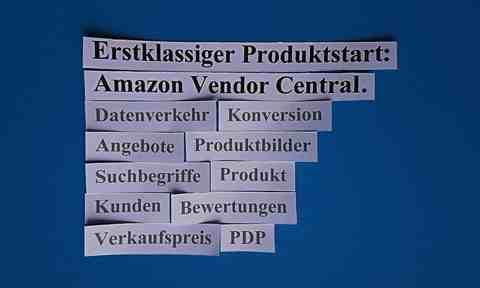 Produktstart auf Amazon Erfolgreich umsetzten